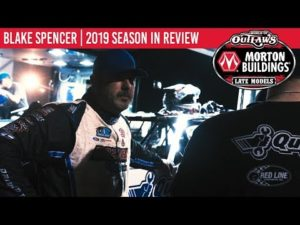 Blake Spencer   2019 World of Outlaws Morton Buildings Late Model Series Season In Review