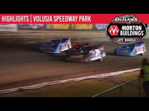 World of Outlaws Morton Buildings Late Models Volusia Speedway Park, February 12, 2020   HIGHLIGHTS