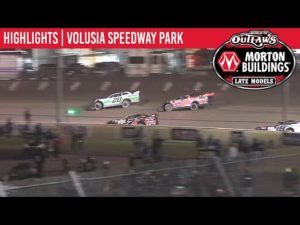 World of Outlaws Morton Buildings Late Models Volusia Speedway Park, February 14, 2020   HIGHLIGHTS