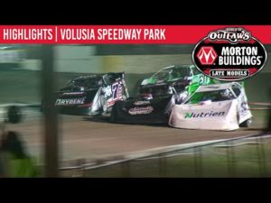 World of Outlaws Morton Buildings Late Models Volusia Speedway Park, February 15, 2020   HIGHLIGHTS