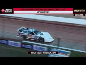 DIRTVISION REPLAYS   Smoky Mountain Speedway March 7th, 2020