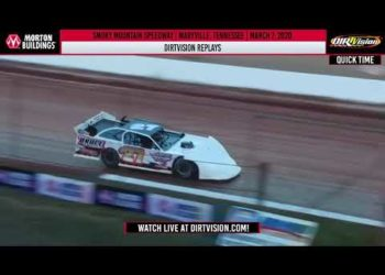 DIRTVISION REPLAYS | Smoky Mountain Speedway March 7th, 2020