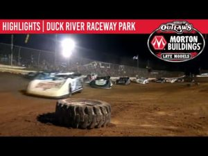 World of Outlaws Morton Buildings Late Models Duck River Raceway Park, March 6, 2020   HIGHLIGHTS