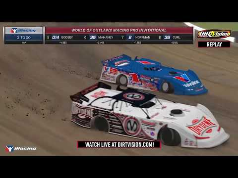 DIRTVISION REPLAYS | Morton Buildings iRacing Invitational April 6, 2020