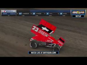 DIRTVISION REPLAYS   NOS Energy Drink iRacing Invitational April 7th, 2020