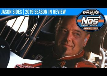 Jason Sides | 2019 World of Outlaws NOS Energy Drink Sprint Car Series Season In Review