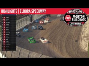 World of Outlaws Morton Buildings Late Models Eldora Speedway, April 27th, 2020   HIGHLIGHTS