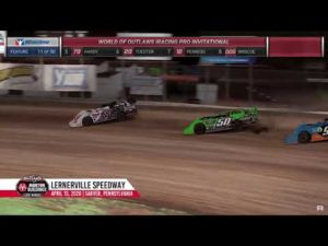 World of Outlaws Morton Buildings Late Models Lernerville Speedway, April 13th, 2020   HIGHLIGHTS