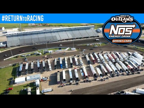 A 'Return to Racing' Unlike any other in World of Outlaws History