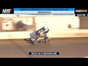 DIRTVISION REPLAYS | Federated Auto Parts Raceway at I-55 May 23, 2020