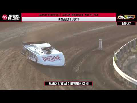 DIRTVISION REPLAYS | Jackson Motorplex May 23, 2020