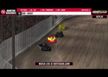 DIRTVISION REPLAYS | Morton Buildings iRacing Invitational May 4th, 2020