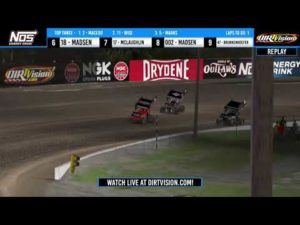 DIRTVISION REPLAYS | NOS Energy Drink iRacing Invitational May 3, 2020