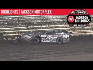 World of Outlaws Morton Buildings Late Models Jackson Motorplex, May 22nd, 2020 | HIGHLIGHTS