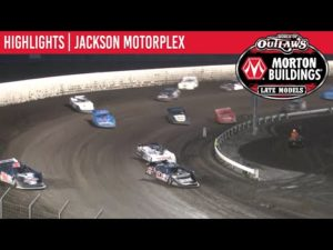 World of Outlaws Morton Buildings Late Models Jackson Motorplex, May 23rd, 2020   HIGHLIGHTS