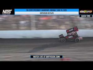 DIRTVISION REPLAYS | Tri-State Speedway June 19, 2020