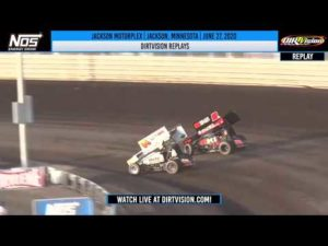 DIRTVISION REPLAYS   Tri-State Speedway June 27, 2020