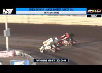 DIRTVISION REPLAYS | Tri-State Speedway June 27, 2020