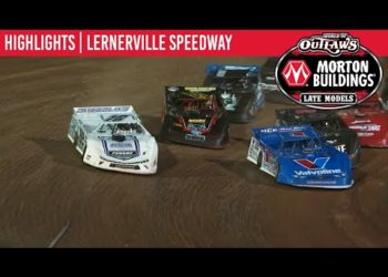 World of Outlaws Morton Buildings Late Models Lernerville Speedway, June 26th, 2020 | HIGHLIGHTS