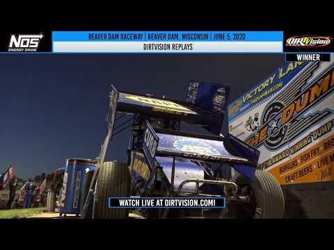DIRTVISION REPLAYS | Beaver Dam Raceway June 5, 2020