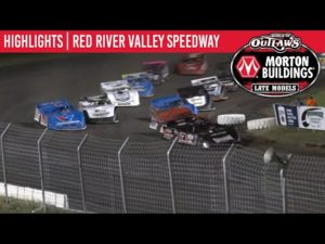 World of Outlaws Morton Buildings Late Models Red River Valley Speedway, July 18, 2020   HIGHLIGHTS