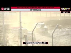 DIRTVISION REPLAYS   River Cities Speedway July 19, 2020