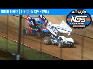 World of Outlaws NOS Energy Drink Sprint Cars Lincoln Speedway, July 23, 2020 | HIGHLIGHTS