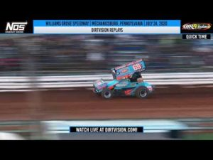 DIRTVISION REPLAYS | Williams Grove Speedway July 24, 2020