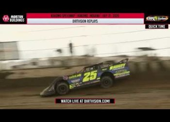 DIRTVISION REPLAYS | Kokomo Speedway July 31, 2020