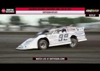 DIRTVISION REPLAYS | Davenport Speedway July 28, 2020
