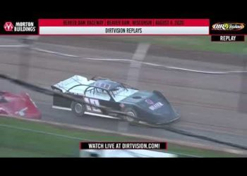 DIRTVISION REPLAYS | Beaver Dam Raceway August 4th, 2020