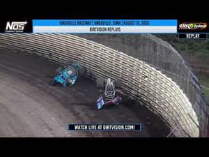 DIRTVISION REPLAYS   Knoxville Raceway August 13, 2020