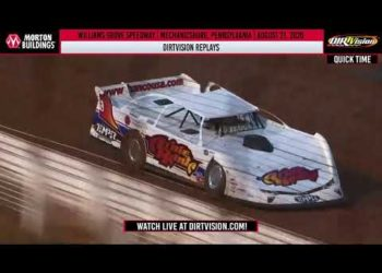 DIRTVISION REPLAYS   Williams Grove Speedway August 21st, 2020