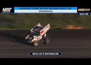 DIRTVISION REPLAYS   Red River Valley Speedway August 22, 2020