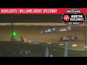 World of Outlaws Morton Buildings Late Models Williams Grove Speedway August 21st, 2020 | HIGHLIGHTS