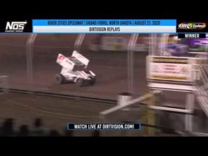 DIRTVISION REPLAYS   River Cities Speedway August 21, 2020