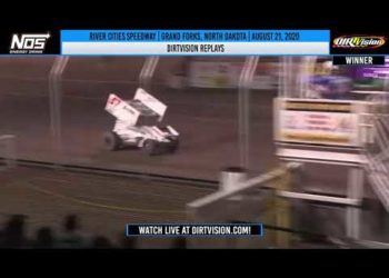 DIRTVISION REPLAYS | River Cities Speedway August 21, 2020