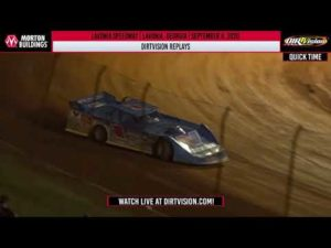 DIRTVISION REPLAYS   Lavonia Speedway September 4, 2020