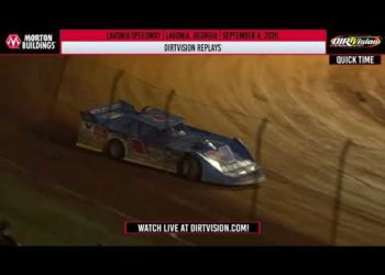 DIRTVISION REPLAYS | Lavonia Speedway September 4, 2020
