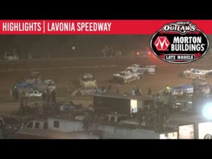 World of Outlaws Morton Buildings Late Models Lavonia Speedway September 4, 2020   HIGHLIGHTS
