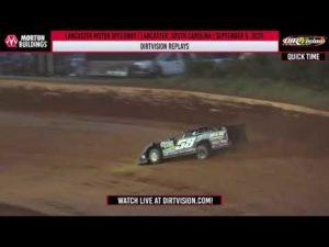 DIRTVISION REPLAYS | Lancaster Motor Speedway September 5, 2020