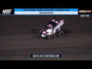 DIRTVISION REPLAYS | Huset's Speedway September 6th, 2020