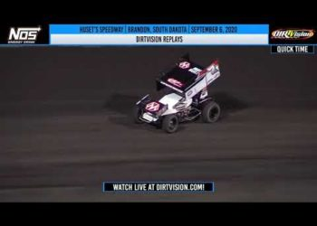 DIRTVISION REPLAYS | Huset's Speedway September 6th, 2020