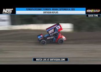 DIRTVISION REPLAYS   Plymouth Speedway September 24th, 2020