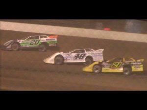 Lucas Oil Late Model Dirt Series Feature   Portsmouth Raceway Park   7/4/2020