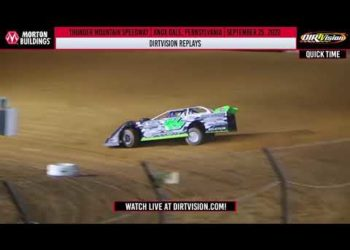 DIRTVISION REPLAYS | Thunder Mountain Speedway September 25, 2020