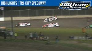 DIRTcar Summer Nationals Late Models Tri-City Speedway July 10, 2020 | HIGHLIGHTS