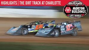 World of Outlaws Morton Buildings Late Models Dirt Track at Charlotte November 4, 2020   HIGHLIGHTS