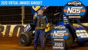2020 World of Outlaws NOS Energy Drink Sprint Car Series Virtual Awards Banquet