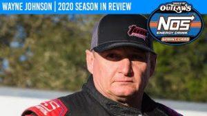 Wayne Johnson   2020 World of Outlaws NOS Energy Drink Sprint Car Series Season in Review